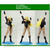 DC Comics - Bishoujo Collection Black Canary 1/7 Scale PVC Statue 24cm