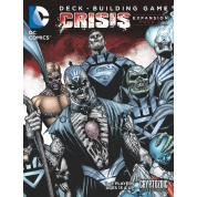 DC Comics Deck Building Game: Crisis Expansion (Pack 2) - EN