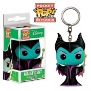 Funko Pocket POP! Disney Keychain - Maleficent Vinyl Figure 4cm