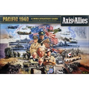 Axis & Allies Pacific (2012) (Unsealed box)
