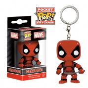 Funko Pocket POP! Keychain Marvel - DEADPOOL Vinyl Figure 4cm