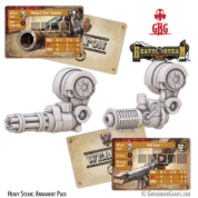 Heavy Steam: Armament Pack - EN