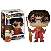 Funko POP! Movies Harry Potter - Harry Potter in Quidditch Outfit Vinyl Figure limited