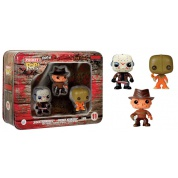 Funko Horror - Pocket POP! Tin #2 feat. Jason, Freddy and Sam vinyl figures 4cm