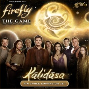 Firefly: The Game - Kalidasa Rim Space (Expansion) - EN