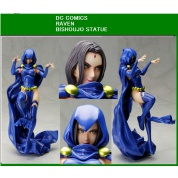 DC Comics - Bishoujo Collection Raven 1/7 Scale PVC Statue 24cm