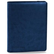 UP - Premium Pro-Binder - 9-Pocket Portfolio - Blue