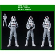 Star Wars ARTFX+ Series AT-AT DRIVER Statue 18cm