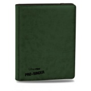 UP - Premium Pro-Binder - 9-Pocket Portfolio - Green