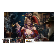 HCD - Play Mat - Ace Up Her Sleeve
