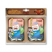 Adventure Time Card Wars - Sleeves - Finn (80 Sleeves)