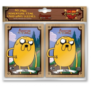 Adventure Time Card Wars - Sleeves - Jake (80 Sleeves)