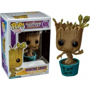 Funko POP! Marvel Guardians of the Galaxy - I Am Groot Vinyl Figure 10cm Exclusive