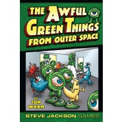 Awful Green Things From Outer Space - EN