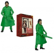 Texas Chainsaw Massacre Classic Video Game - Leatherface Clothed Doll Action Figure 18cm