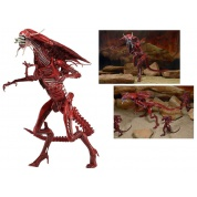 Alien Genocide Red Alien Queen Deluxe Action Figure 33cm /over 75cm long