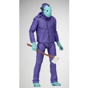 Friday the 13th - Jason Action Figure (Classic Video Game Appearance Retail release w/ Theme Music) 18cm
