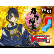 Cardfight!! Vanguard G - Title Booster Display 01: Touken Ranbu Online - (12 Packs) - EN