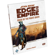 FFG - Star Wars: Edge of the Empire: Mask of the Pirate Queen: Adventure Module - EN