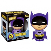 Funko Vinyl Sugar Dorbz Batman 75th Anniversary - Purple Batman Collectible Figure 8cm