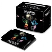 UP - Deck Box - Magic Mana 4 - With Dual Life Counter
