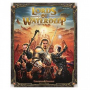 D&D - Lords of Waterdeep (Slightly damaged box)