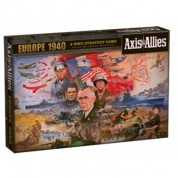 Axis & Allies Europe 1940 (2012) (Slightly damaged box)