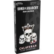 Sons of Anarchy: Men of Mayhem – Calaveras Club Expansion - EN
