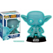 Funko POP! Star Wars - Spirit Yoda Glow-In-The-Dark Version Bobble Head 10cm