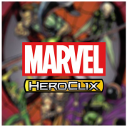 Marvel HeroClix: 2016 Sinister Six Monthly Organized Play Kit