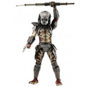 Predator 1/4 Scale Series 2 Guardian Predator 55cm action figure limited edition (Unsealed slightly damaged packaging)
