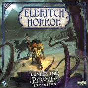 FFG - Eldritch Horror: Under the Pyramids - EN