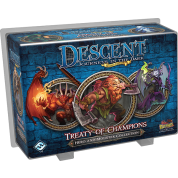 FFG - Descent 2nd Ed: Treaty of Champions - EN