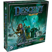 FFG - Descent 2nd Ed: Mists of Bilehall Campaign Expansion - EN