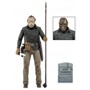 Friday the 13th Part 6 Jason Lives 30th Anniversary - Jason Voorhees Deluxe Action Figure 18cm