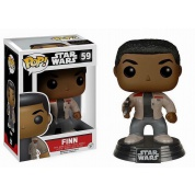 Funko POP! Star Wars Episode VII The Force Awakens - Finn Vinyl Figure 10cm