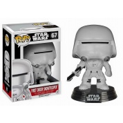 Funko POP! Star Wars Episode VII The Force Awakens - First Order Snowtrooper Vinyl Figure 10cm