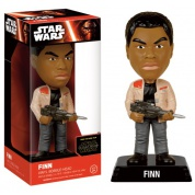 Funko Wacky Wobblers Star Wars Episode VII The Force Awakens - Finn Bobble Head 15cm