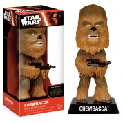 Funko Wacky Wobblers Star Wars Episode VII The Force Awakens - Chewbacca Bobble Head 15cm