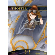 Tokens for MTG - Thopter Token (10 pcs)