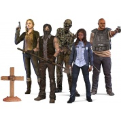 "McF - The Walking Dead TV - Series 9 Assortment 6"" (10 ct)"
