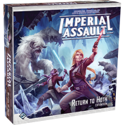 FFG - Star Wars: Imperial Assault: Return to Hoth Campaign Expansion - EN