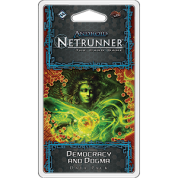 FFG - Android: Netrunner LCG: Democracy and Dogma Data Pack - EN