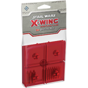 FFG - Star Wars X-Wing: Red Bases and Pegs Expansion Pack - EN