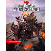 Dungeons & Dragons RPG - Sword Coast Adventurer's Guide - EN