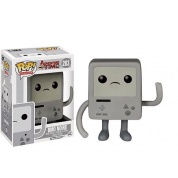 Funko POP! Adventure Time - BMO Noire Vinyl Figure 10cm exclusive