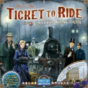 DoW - Ticket to Ride - Map Collection 5: United Kingdom & Pennsylvania