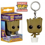 Funko Pocket POP! Keychain - Marvel Guardians Of The Galaxy DANCING GROOT Vinyl Figure 4cm