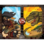 Pirates vs Dinosaurs - EN
