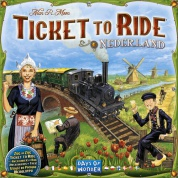 DoW - Ticket to Ride - Map Collection 4: Nederland - EN